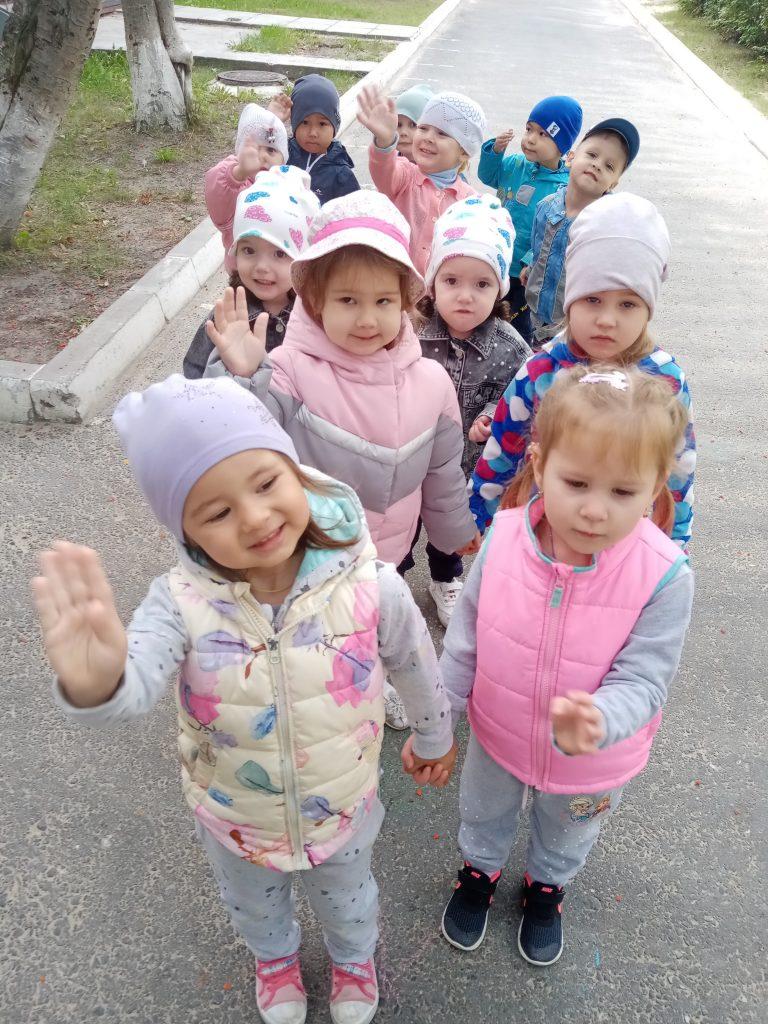 В первый раз в детский сад или период адаптации в детском саду